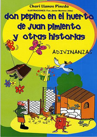 DonPepinoenelhuertodeJuan Pimiento-culturabadajoz