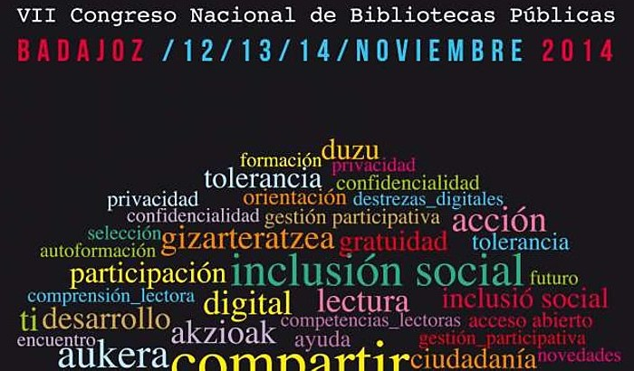 congresonacionabiblio-culturabadajoz