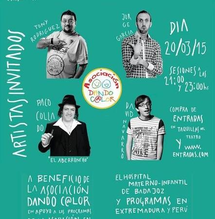 Humor-para-la-Esperanza-Badajoz-Ciudad-de-Compras