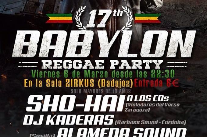 reggae-party-shohai-culturabadajoz