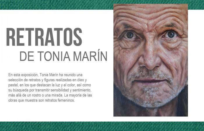 Retratos-tonia-Marín-culturabadajoz