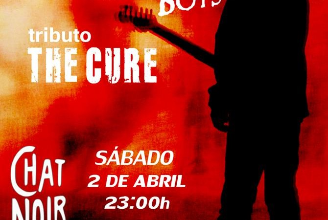 The-Exploding-Boys-tributo-the-cure-culturabadajoz