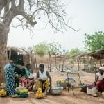 Mali, Bamako. Oto