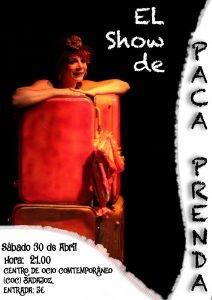 show-paca-prenda-coc-culturabadajoz