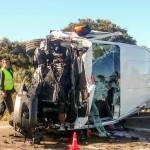 Oto. Un fallecido en accidente de tráfico