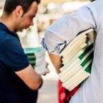 Feria del libro, el vuelo de la palabra. Oto