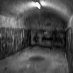 Bunker bajo el jardín del Capricho en Madrid. pkp