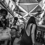 Madrid fotografía de calle