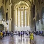 Perpignan, Eglise  Des Dominicains, Visa pour L'image. Oto