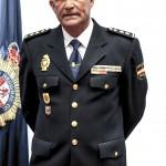 Oto. comisario provincial de Badajoz, Juan María Cervera,