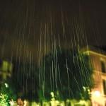 Llueve en Cervantes. Oto