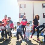Carrera solidaria colegio Cerro Reyes
