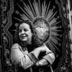 La blanca paloma...Mirian F. Rua...periodista