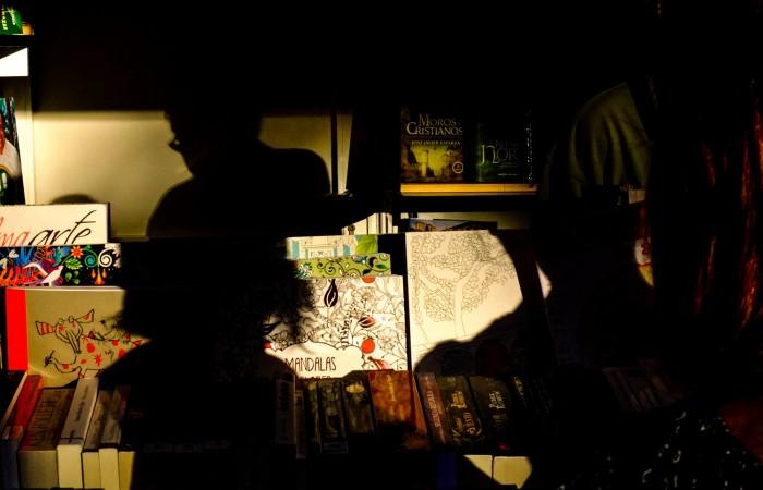 Feria del Libro. Oto