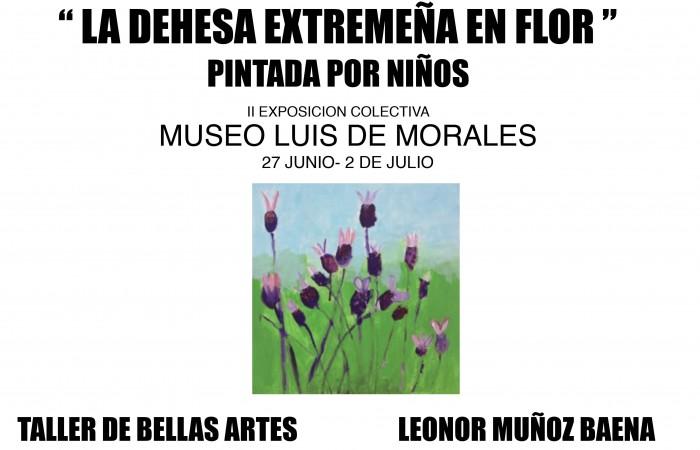cartel museo pintura