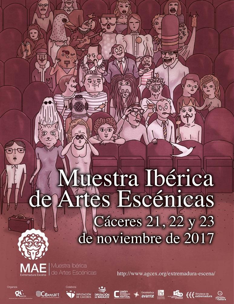 II Muestra Ibérica de Artes Escénicas