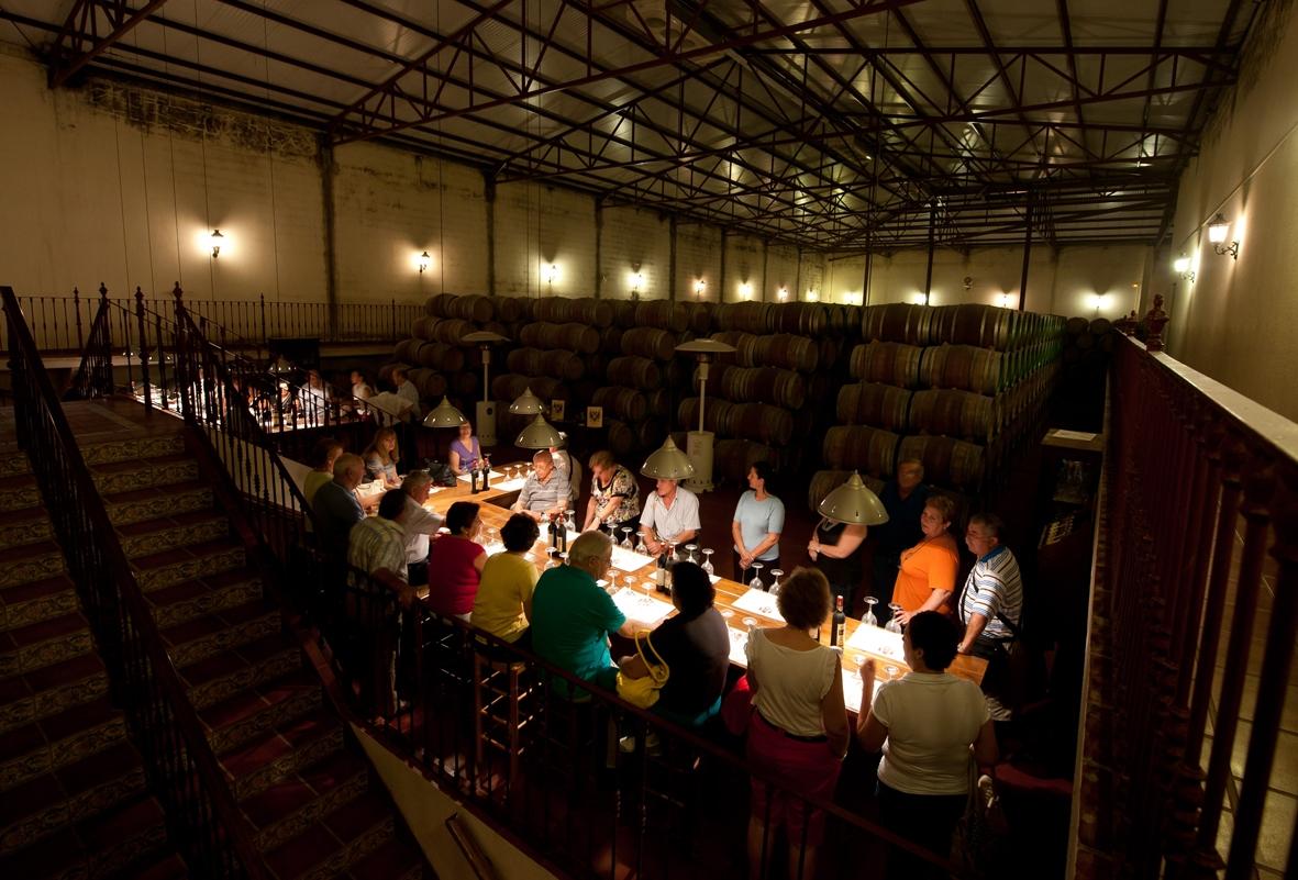 Bodega vino Ribera del Guadiana