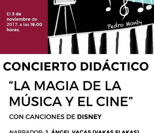 musica-cine-monty-fundcion-culturabadajoz