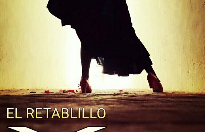 Cartel El Retablillo Y Representable