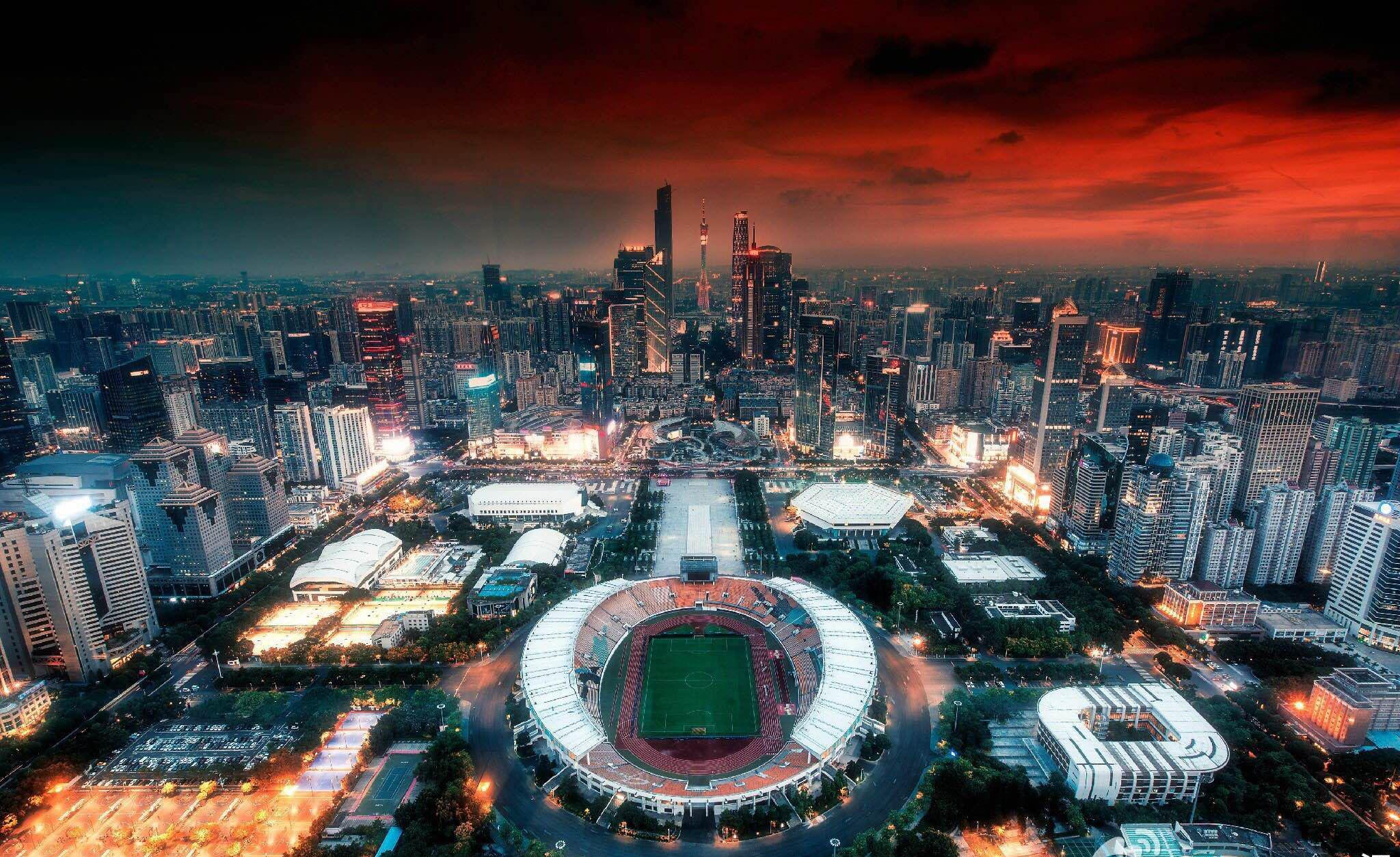 01. Guangzhou