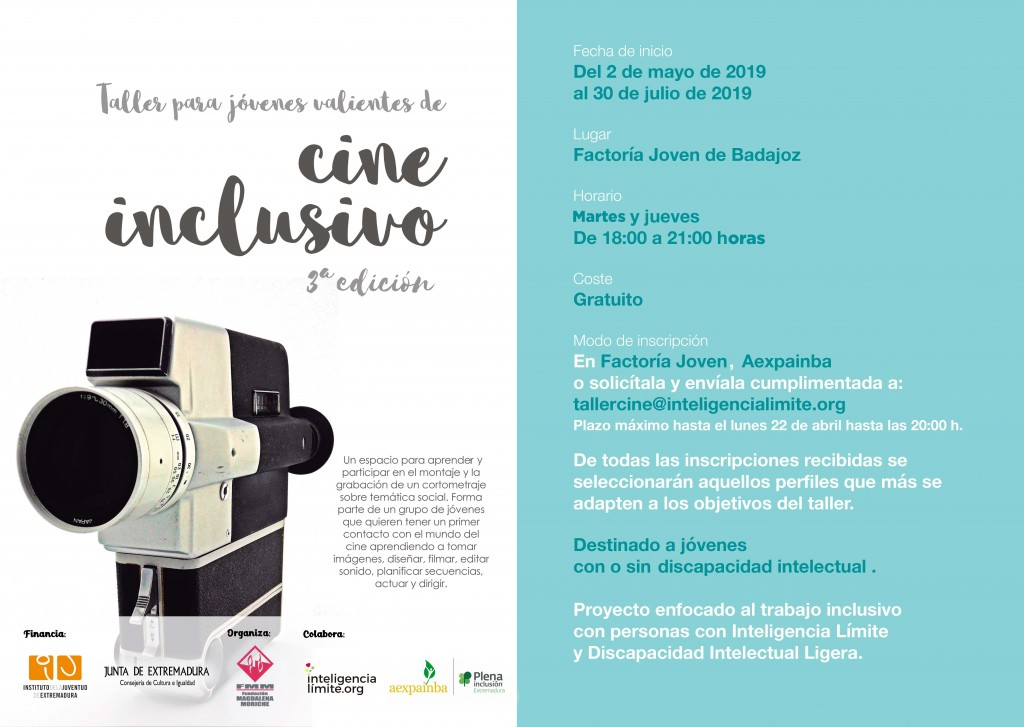 CARTEL CINE INCLUSIVO_2019