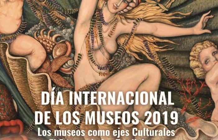 Flyer Dia de los Museos