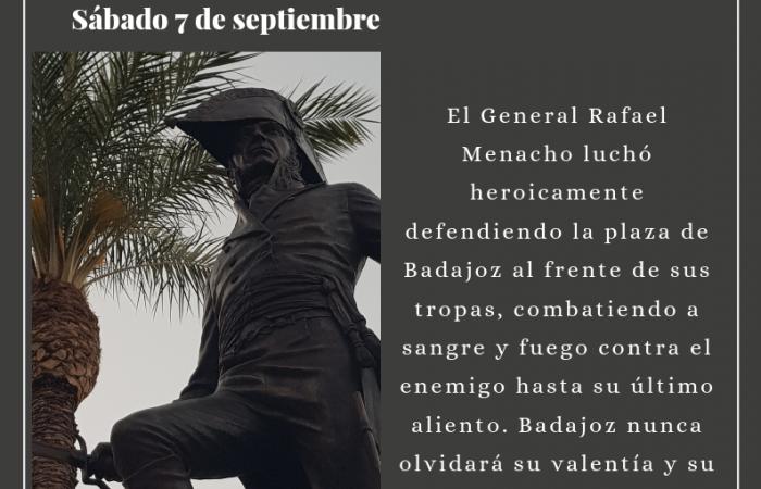 09 La defensa de Badajoz_ . Menacho