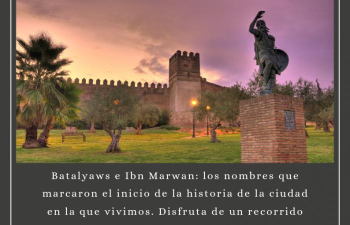 12 La Alcazaba de Ibn Marwan