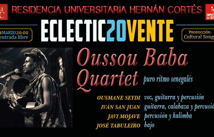 200304 Oussou Baba Quartet BR