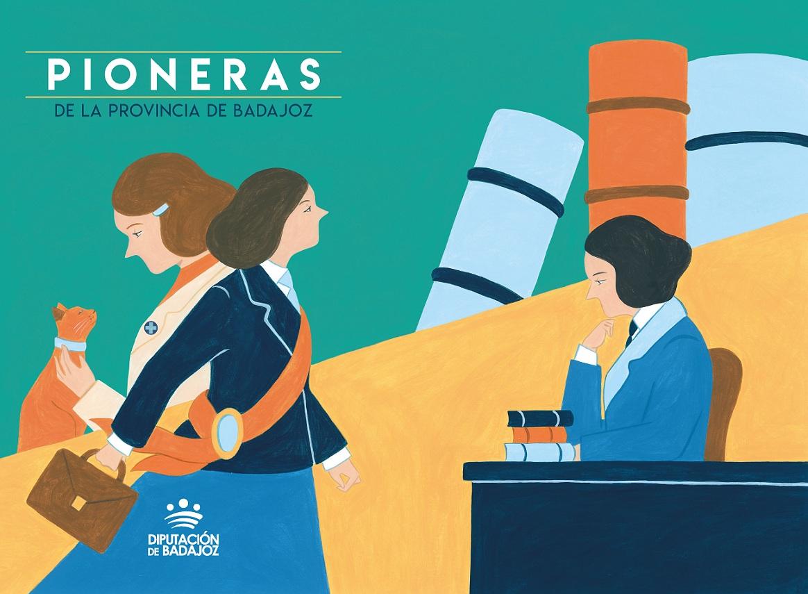 Pioneras - cubierta
