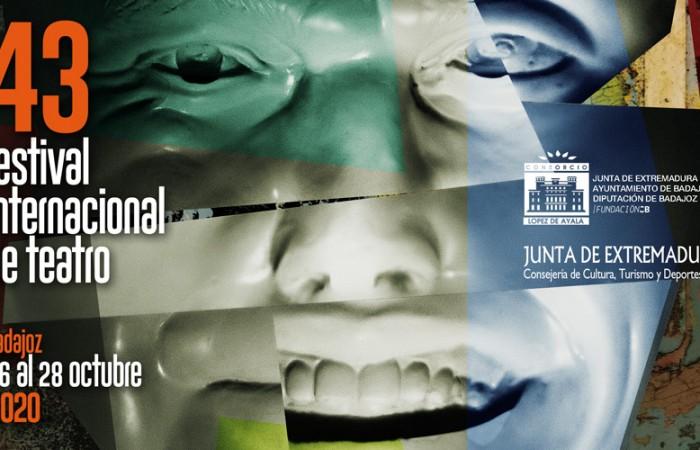 43 festival teatro badajoz 2020