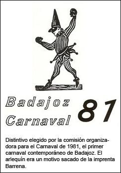cartel-carnaval-badajoz-culba-1981