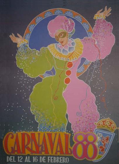 cartel-carnaval-badajoz-culba-1988