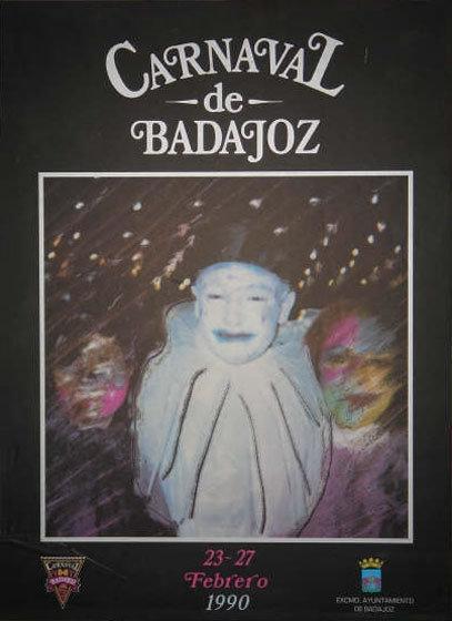 cartel-carnaval-badajoz-culba-1990