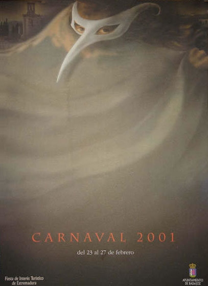 cartel-carnaval-badajoz-culba-2001