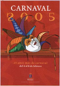 cartel-carnaval-badajoz-culba-2005