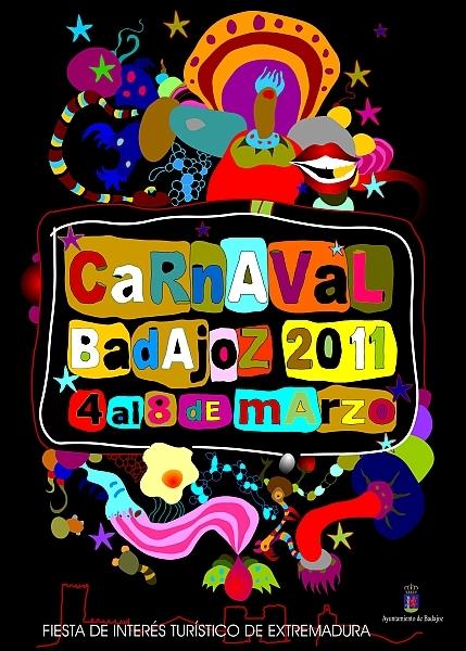 cartel-carnaval-badajoz-culba-2011