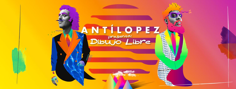 Antílopez Presenta Dibujo Libre