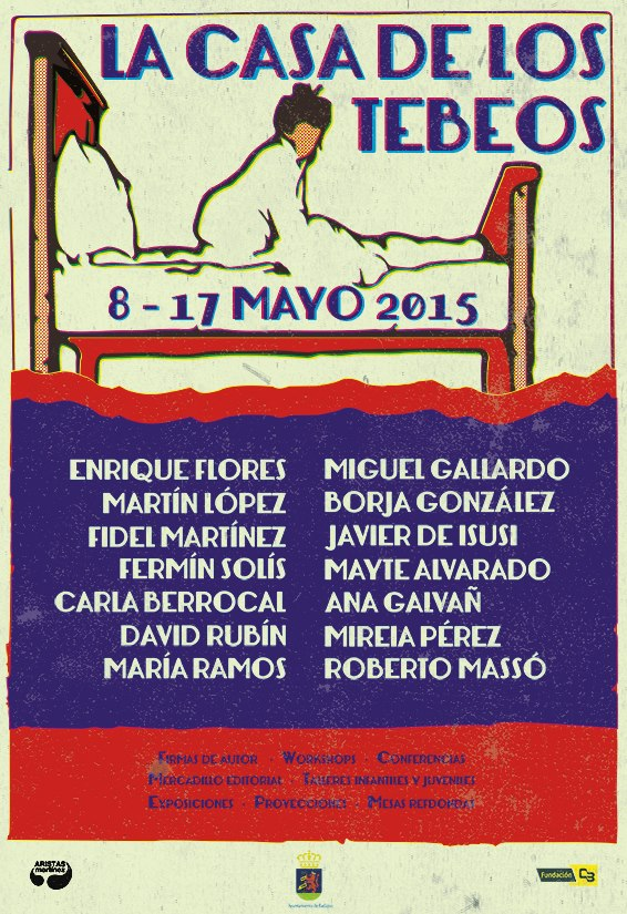 casa-tebeos-ferialibro2015-culturabadajoz