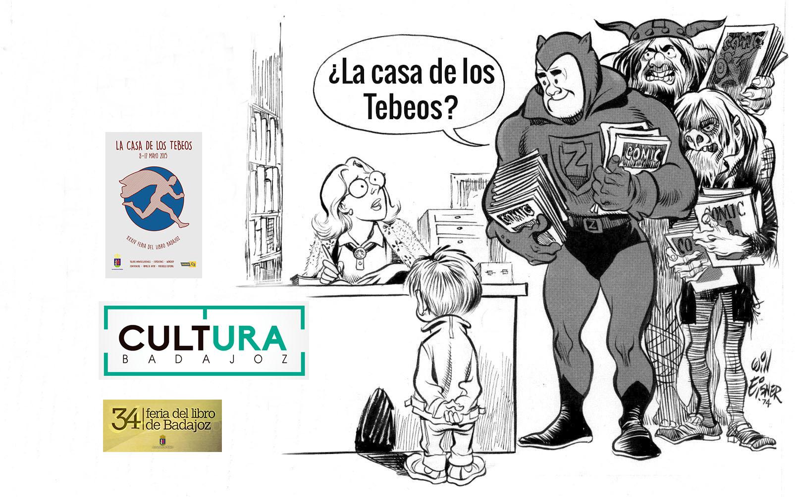 feria-libro-badajoz-tebeos-culturabadajoz