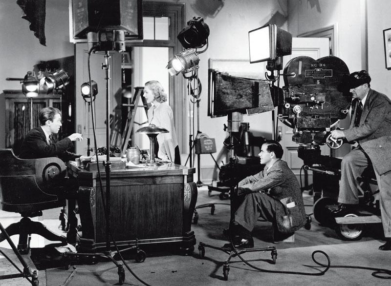 RELEASED: Oct 17, 1939 - Original Film Title: Mr. Smith Goes to Washington. PICTURED: JAMES STEWART, JEAN ARTHUR, FRANK CAPRA.