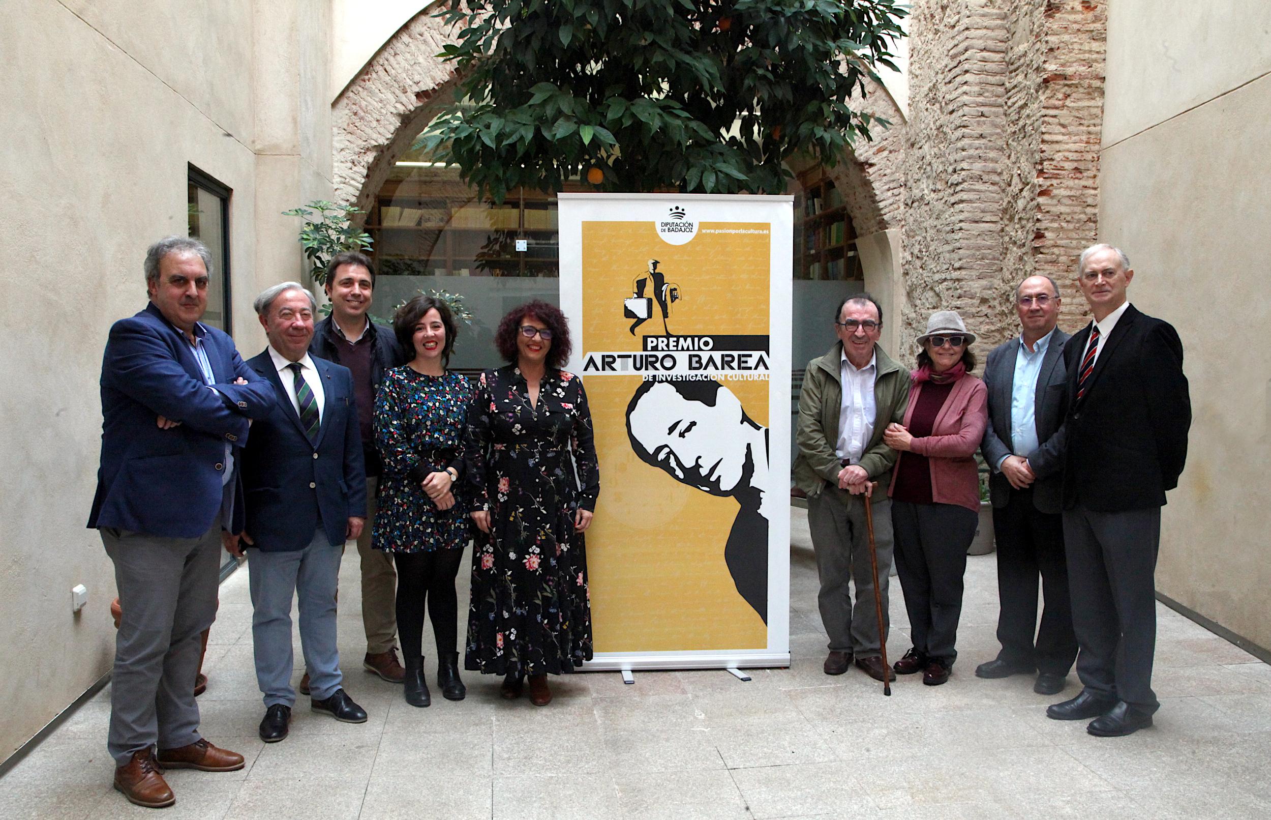 Fallo Premio Arturo Barea 2019 7