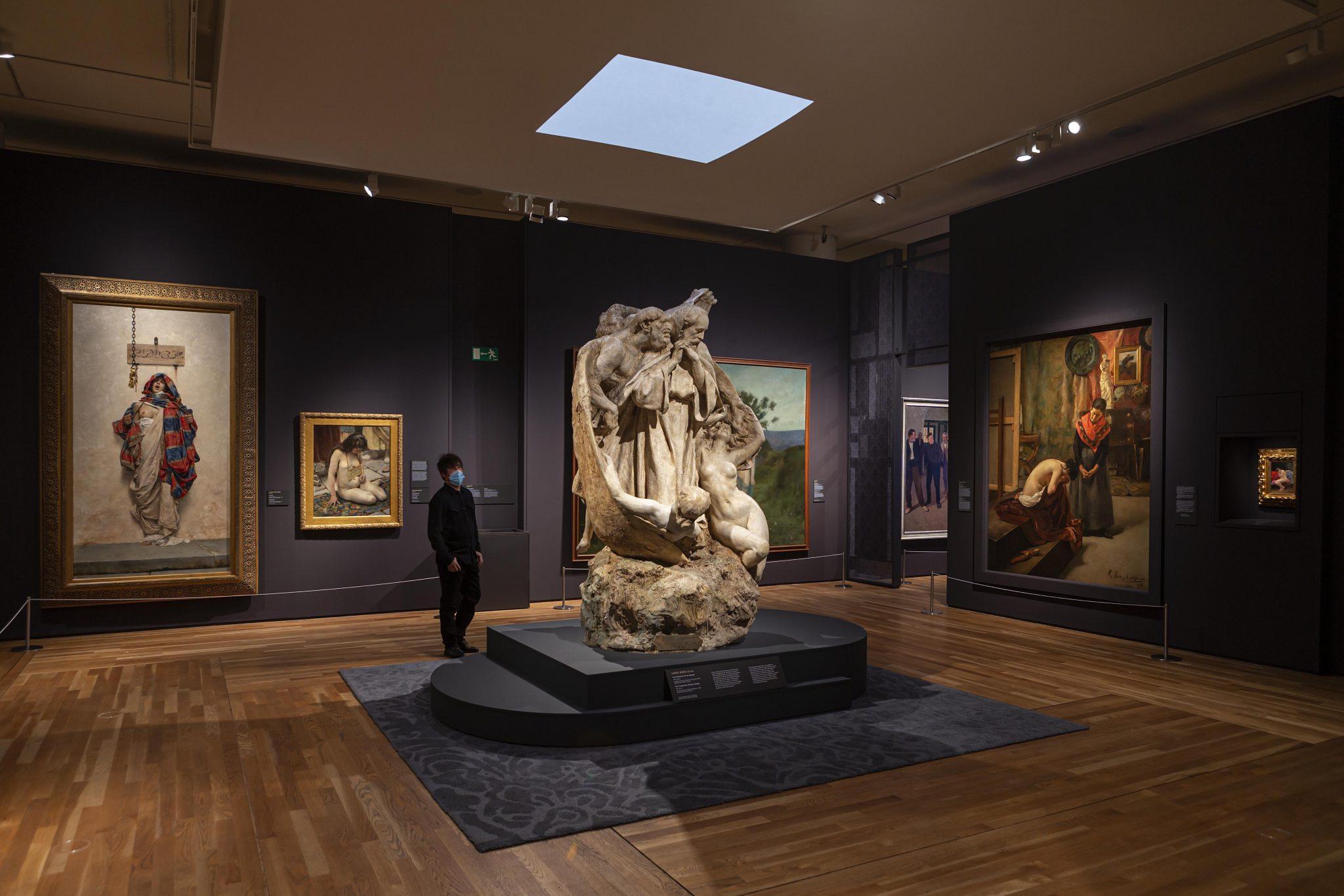 Imagen-de-las-salas-de-la-exposicion-Invitadas.-Foto-©-Museo-Nacional-del-Prado-2048x1365