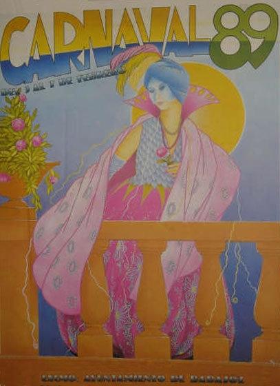 cartel-carnaval-badajoz-culba-1989