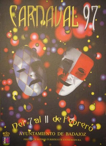 cartel-carnaval-badajoz-culba-1997