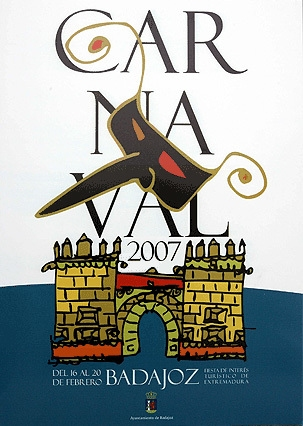 cartel-carnaval-badajoz-culba-2007