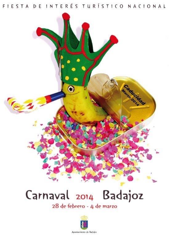 cartel-carnaval-badajoz-culba-2014