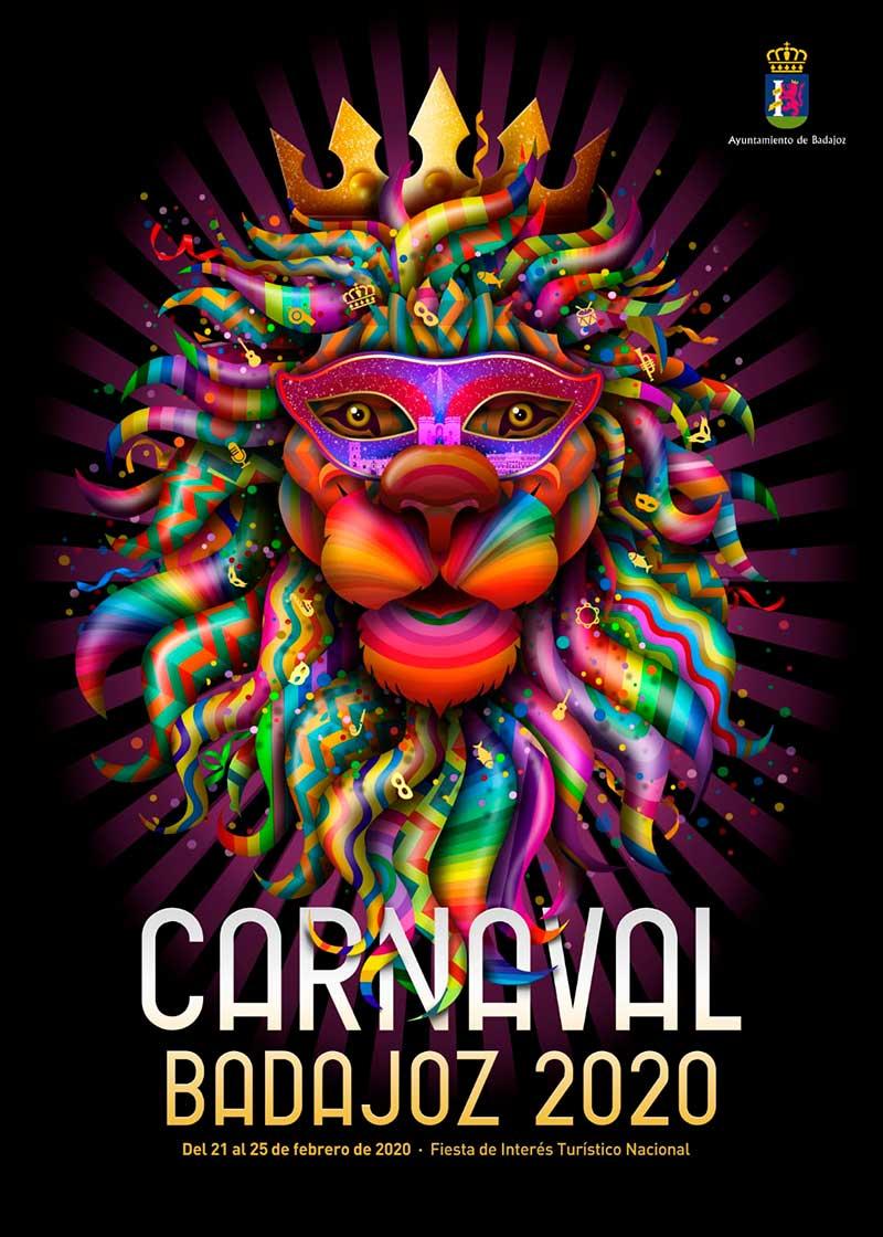 cartel-carnaval-badajoz-culba-2020