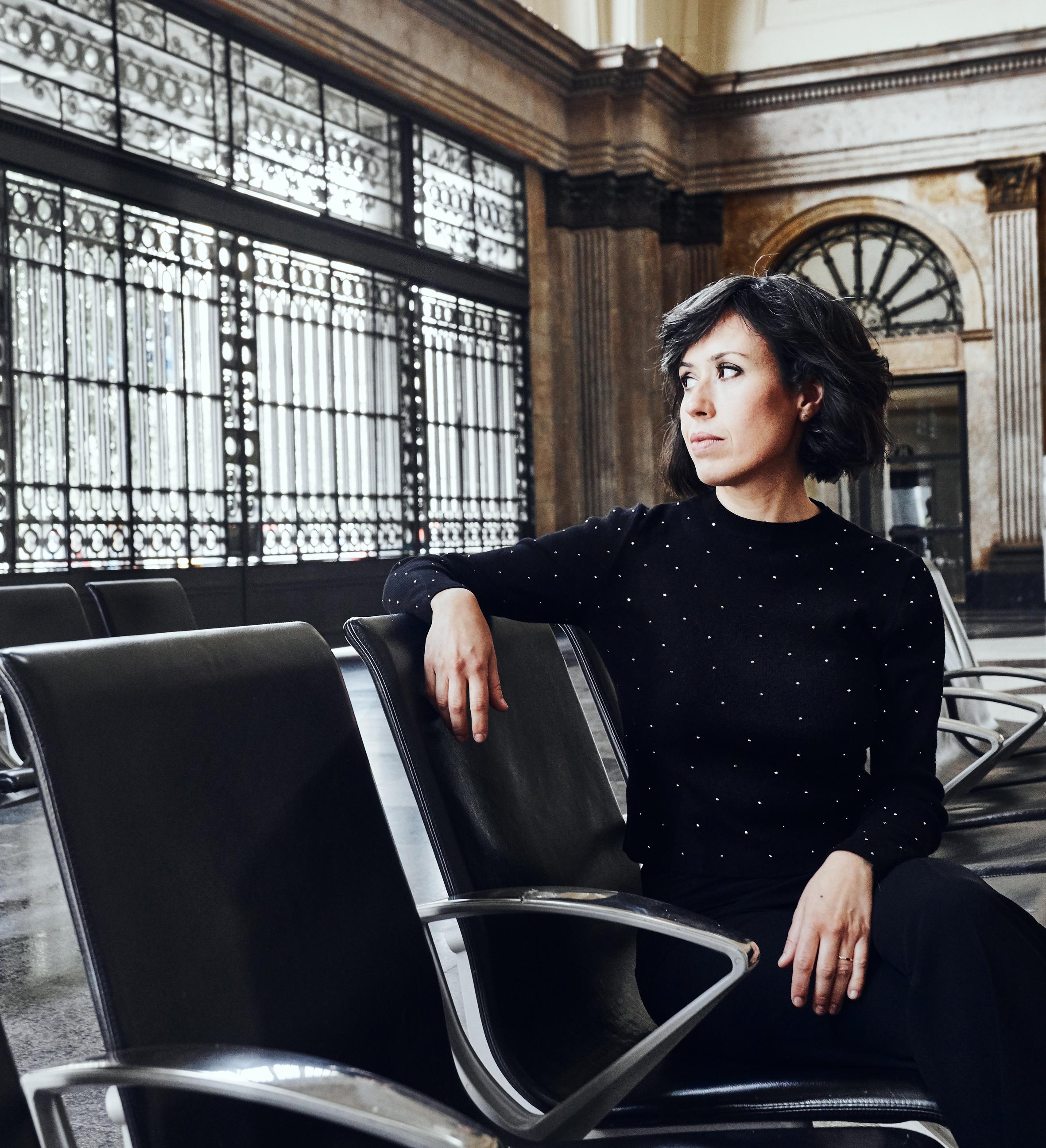 Alba Ventura, foto Ricardo Ríos